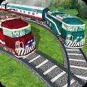 Train Racing Real Game 2020 icon