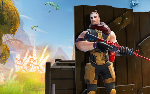 Fort Squad Free Firing Battle Royale 2020 apkdebit screenshots 1