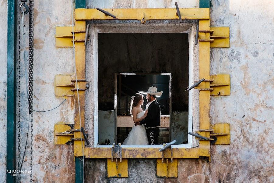 Wedding photographer Alejandro Souza (alejandrosouza). Photo of 10.02.2017