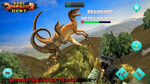 Dino Games - Hunting Expedition Wild Animal Hunter 6.0 screenshots 3