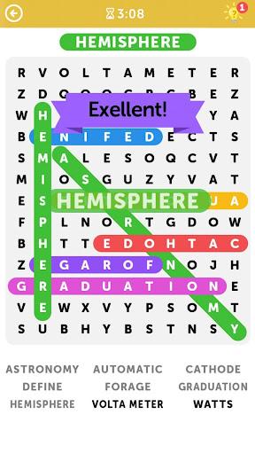 Word Search  screenshots 3