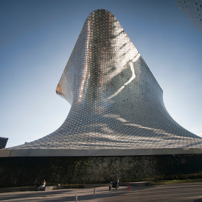Soumaya by Cristobal Garciaferro Rubio - Buildings & Architecture Other Exteriors ( mexico city, mexico, museum, soumaya )