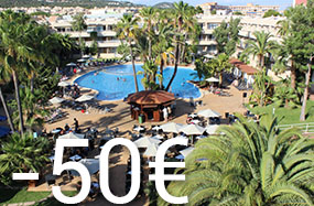 Ibersol Son Caliu Mar Hotel **** <br> Majorca