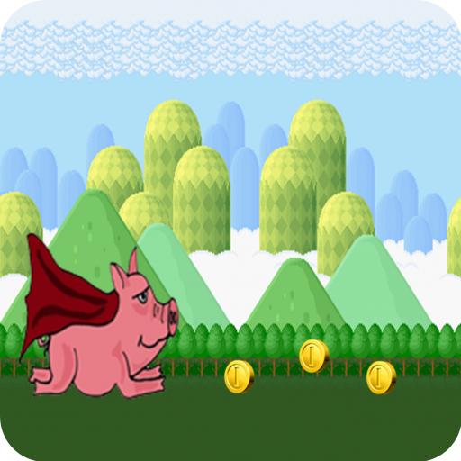 Superhero Pig To Guardian
