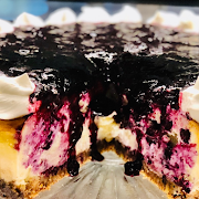 Our Famous Blueberry Cheesecake