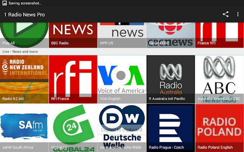 1 Radio News Pro: World Radio - Android Apps on Google Play