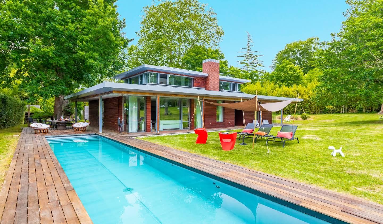 Villa avec piscine et jardin Biarritz