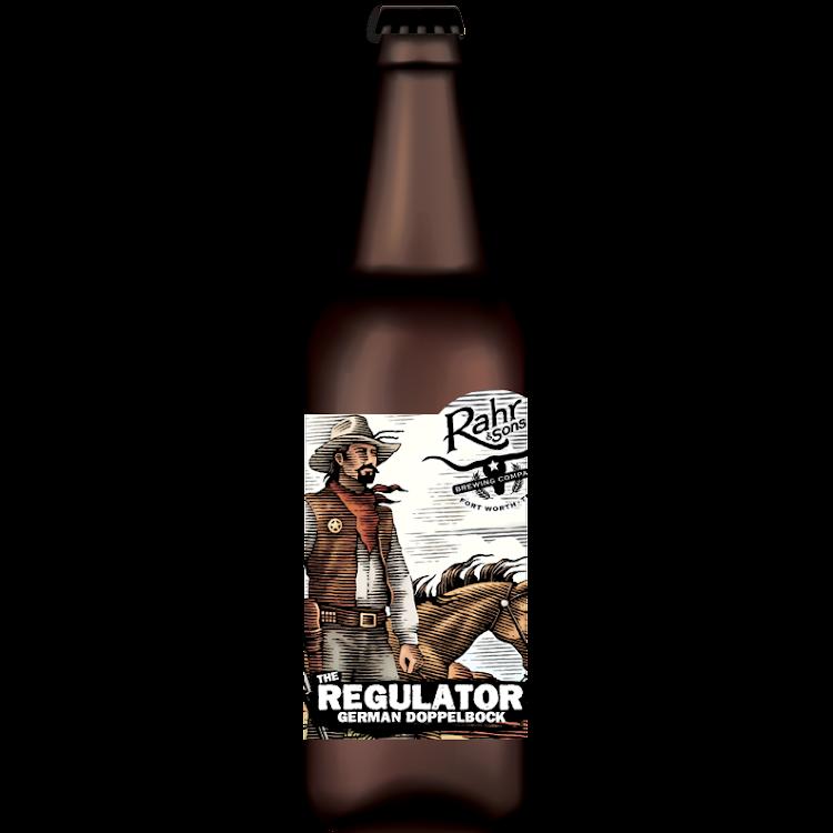 Logo of Rahr & Sons The Regulator