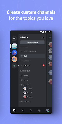 Discord - Talk, Video Chat & Hang Out with Friends 36.5 Screenshots 3