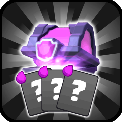 Chest Opener For Clash Royale 模擬 App LOGO-硬是要APP