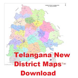 Telangana Dist Maps Download APK | APKPure ai