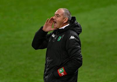 """Paul Clement is een tevreden trainer na de overwinning van Cercle Brugge: """"We hebben er hard voor moeten werken"""""""