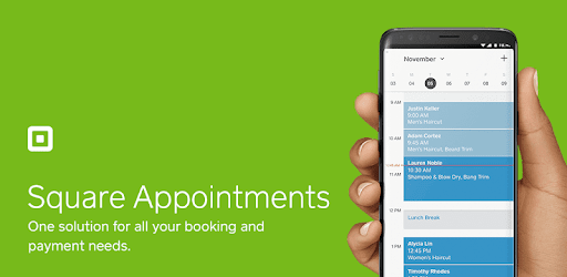 Square Appointments: Booking, Scheduling, Payments – Праграмы ў Google Play