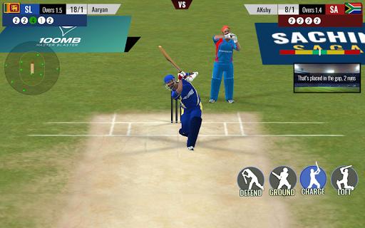 Sachin Saga Cricket Champions  screenshots 20
