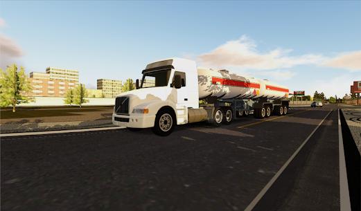 Heavy Truck Simulator Apk Mod Dinheiro Infinito 5