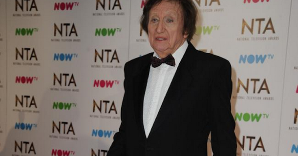 Ken Dodd's widow knows he'll 'always be' there in spirit