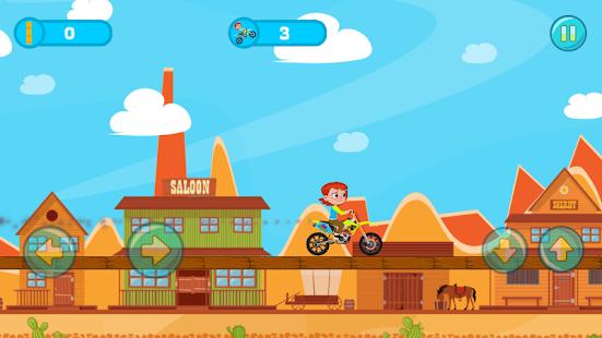 Gvven Tenyson Motobike - náhled