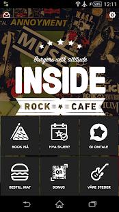 Inside Rock Cafè - náhled