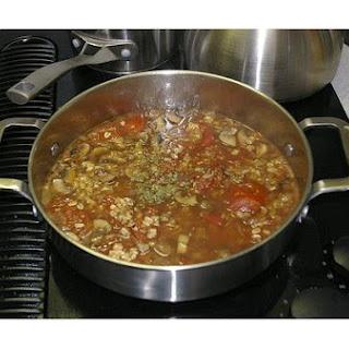 Hearty Barley Soup