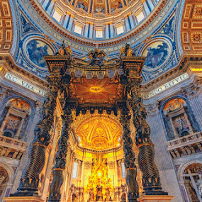 Vaticano by André Figueiredo - Buildings & Architecture Public & Historical (  )