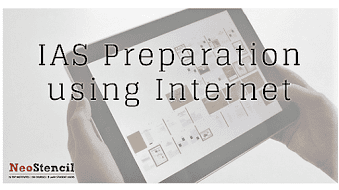 How to use Internet for IAS Preparation