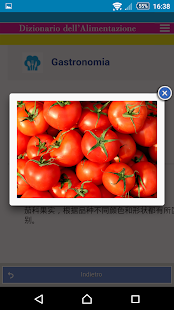 Dictionary of Food & Nutrition- screenshot thumbnail
