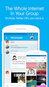 GroupMe App Latest Version Download For Android and iPhone 4