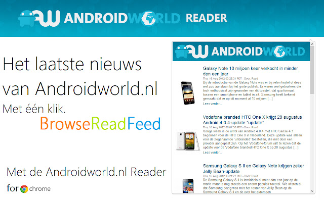 Androidworld.nl Reader