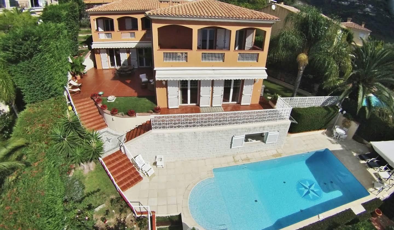 Maison avec piscine Beausoleil