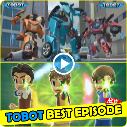 Video Tobot Giga Seven