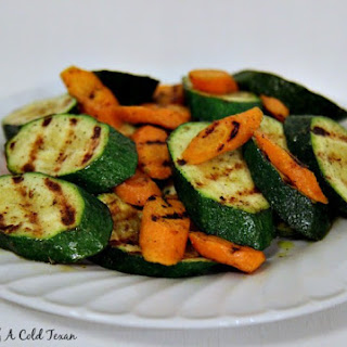 Grilled Zucchini And Carrots Recipes