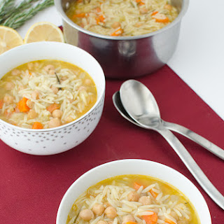 Soups With Orzo Pasta Recipes.