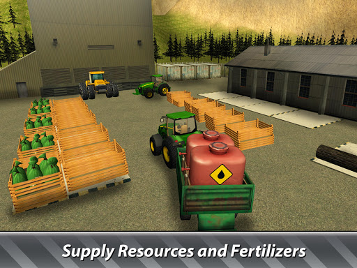 ud83dude9c Farm Simulator: Hay Tycoon grow and sell crops apkpoly screenshots 10