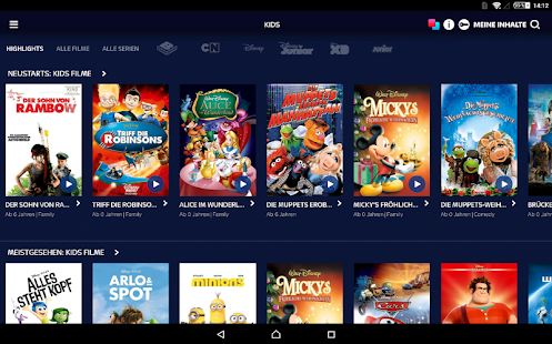 Sky Go- screenshot thumbnail