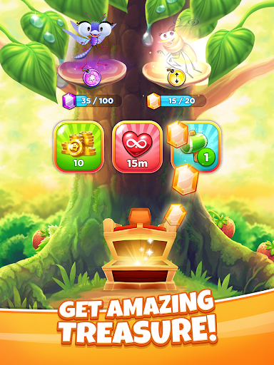 Best Fiends Stars - Free Puzzle Game 2.1.1 screenshots 12