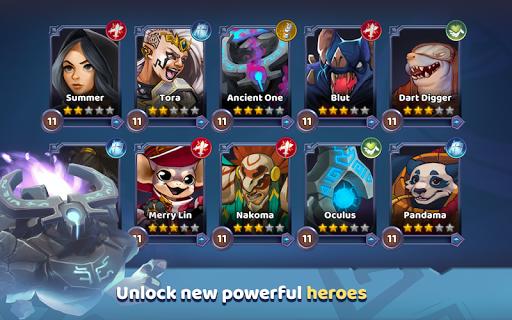 Runegate Heroes poster