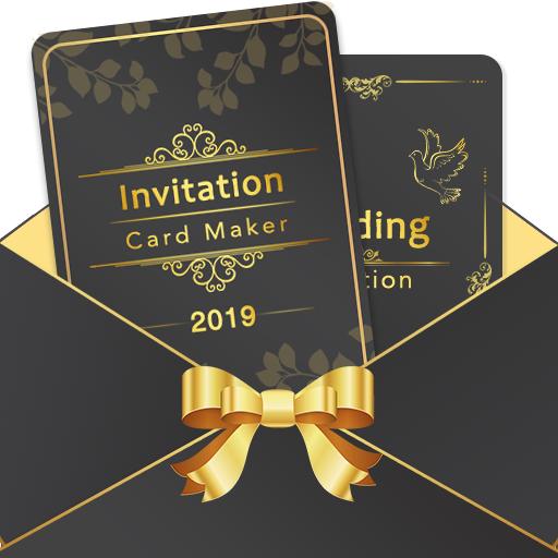 Invitation Card Maker Digital Invitation Card Apps On