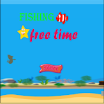 fishing free time Icon