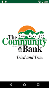 The Community Bank Mobile- screenshot thumbnail