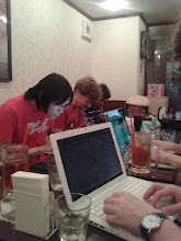 Photo: Mapping Party Tea House
