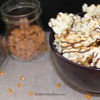 Butterscotch/Chocolate Popcorn
