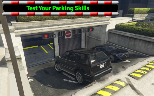 Modern Jeep Parking 4x4 1.0.1 screenshots 2