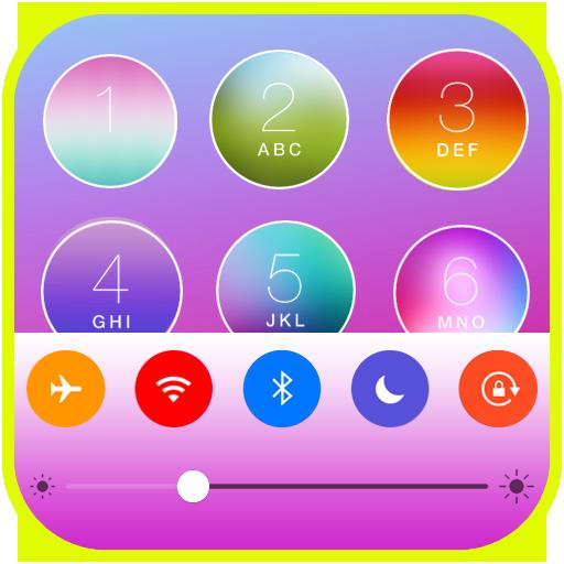 Lock Screen Phone7