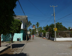 Photo: DAY 1: The streets of San Blas, Nayarit