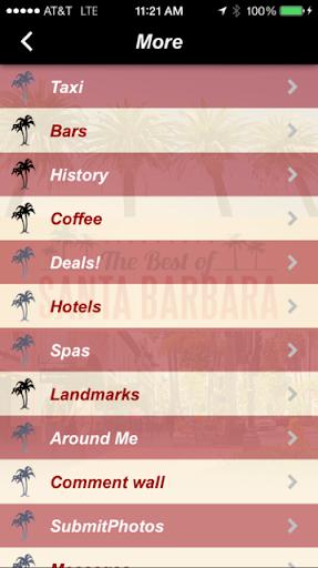 【免費旅遊App】Downtown Santa Barbara-APP點子