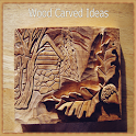 Wood Carved Ideas icon