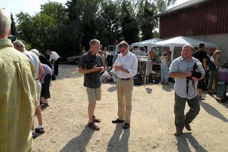 Photo: Og Folketidende kom på visit