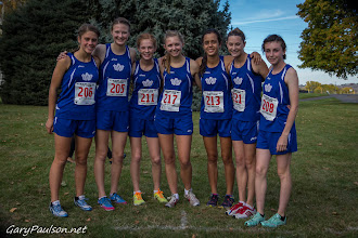 Photo: Varsity Girls 4A Mid-Columbia Conference Cross Country District Championship Meet  Buy Photo: http://photos.garypaulson.net/p556009210/e4853a1f0