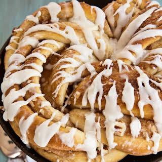 Twisted Cinnamon-Pecan Breakfast Yeast Bread.