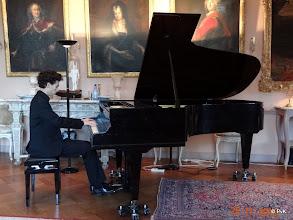 Photo: Camiel Boomsma speelde Beethovens 4e Pianosonate in Es - op. 7